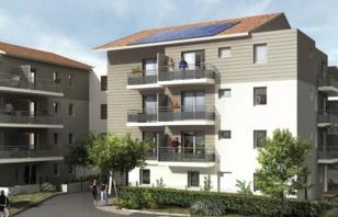 Appartements neufs bbc Craponne
