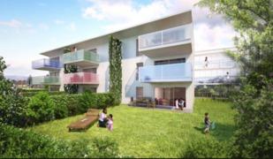 Appartements neufs bbc La Tour de Salvagny