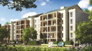 Appartements neufs bbc Tassin-la-Demi-Lune