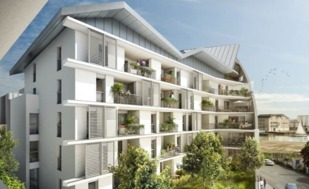 Appartements neufs bbc Bordeaux