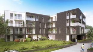 Appartements neufs bbc à Lille