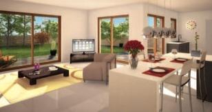 Espaces de vie modernes et confortables