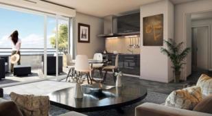 Espaces de vie confortables et modernes