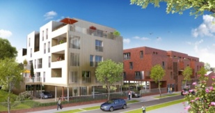 Appartements neufs bbc Lille-Lomme