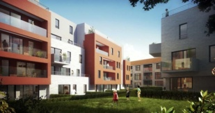 Appartements neufs Lille-Lomme bbc