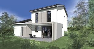 Maisons neuves La Tour de Salvagny RT 2012