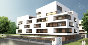 Appartements neufs Ostwald bbc