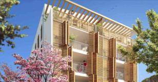 Cadre de vie sécurisé avec espaces verts aménagés