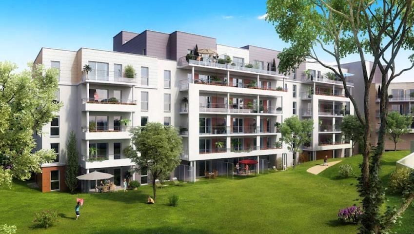 Appartements neufs bbc Marseille 15ème