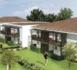 Le Haillan, résidence neuve en BBC localisée rue de Menespey (893ES)