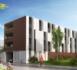 Commune de Lille, nouvel ensemble résidentiel situé rue de l'Hôpital Saint-Roch (966UQ)