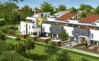 Réalisation immobilière (appartements neufs) à Saint Brés label bbc (ref:302OB)