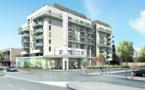 Ensemble immobilier neuf (appartements) bbc à Lyon 7ème (ref:407OC)