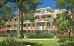 Programme immobilier à Castelnau-le-Lez, situé le long de l'avenue de l'Europe (687CI)