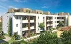 Castelnau-le-Lez, nouvelle réalisation en BBC implantée quartier de l'Aube Rouge (993RU)