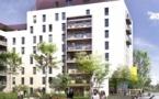 Place Saint-Vincent, belle résidence neuve située en plein coeur de Metz (1008OB)