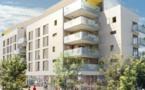 Nouvelle réalisation RT 2012 à Rennes, implantée rue de l'Alma (1012CI)
