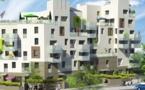 Rue Claude Bernard à Rennes, nouvelle résidence labellisée BBC (1013OB)