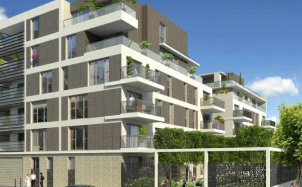 Appartements neufs labellisés bbc effinergie à Lyon 7ème (ref:139OC)