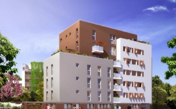 Programme immobilier d'appartements neufs à Lyon 7ème label bbc (ref:172CI)