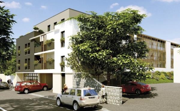 Programme immobilier neuf situé à Castelnau-le-Lez, avenue de la Galine (672DM)