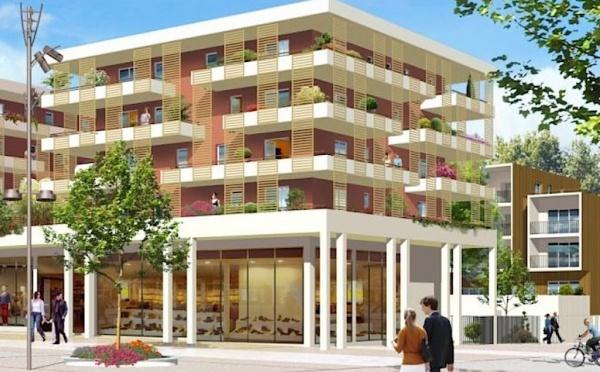 Appartements neufs à Juvignac, situés dans le quartier des Constellations (705UQ)