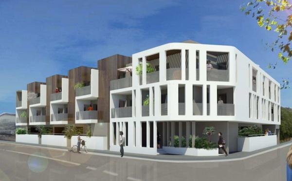 À Castelnau-le-Lez, appartements neufs situés chemin des Perrières (731EN)