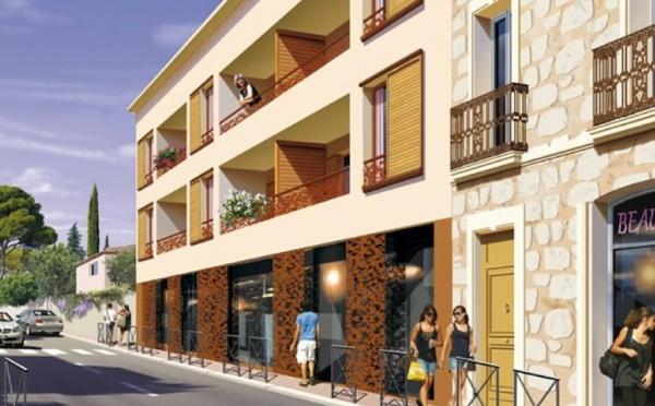 Au coeur de Castelnau-le-Lez, résidence neuve située en plein centre-ville (769RU)