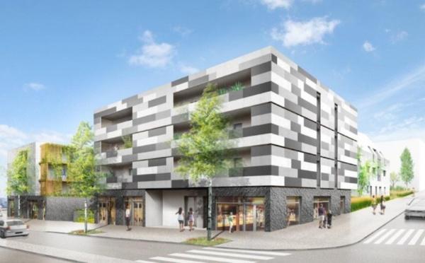 Nouveauté sur Metz, appartements neufs situés ZAC des Coteaux de la Seille (1016CI)